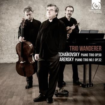 Cover Tchaikovsky & Arensky Piano Trios