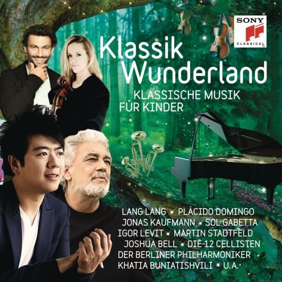 Cover Klassik Wunderland - Klassische Musik für Kinder
