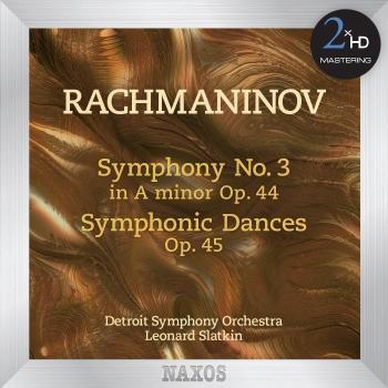 Cover Rachmaninov: Symphony No. 3 / Symphonic Dances