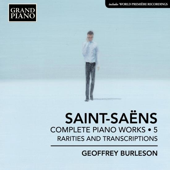 Cover Saint-Saëns: Complete Piano Works, Vol. 5