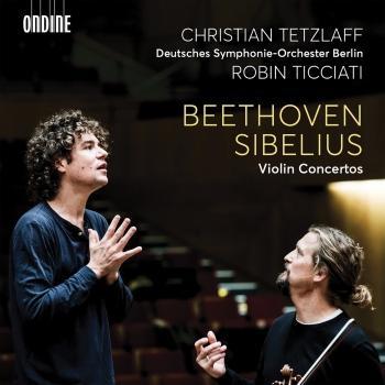 Cover Beethoven & Sibelius: Violin Concertos