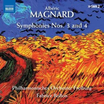 Cover Magnard: Symphonies Nos. 3 & 4