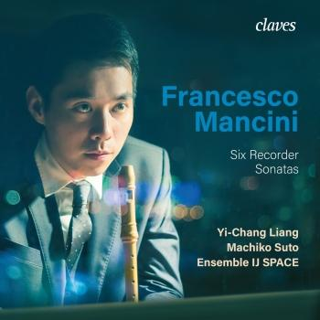 Cover Francesco Mancini: Six Recorder Sonatas