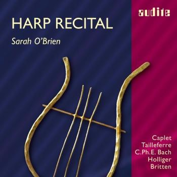 Cover Harp Recital