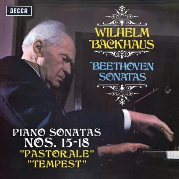 "Cover Beethoven: Piano Sonatas Nos. 15 ""Pastorale"", 16, 17 ""Tempest"" & 18 (Remastered)"