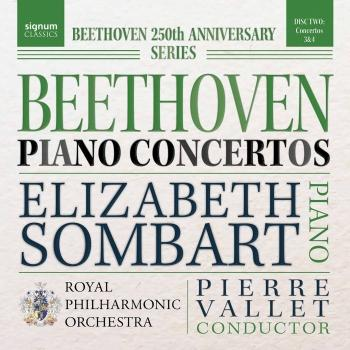 Cover Beethoven: Piano Concertos Vol. 2