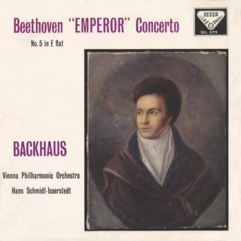 Cover Beethoven: Piano Concerto No. 5 'Emperor' (Remastered)