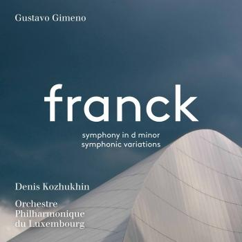Cover Franck: Symphony in D Minor, FWV 48 & Variations symphoniques, FWV 46
