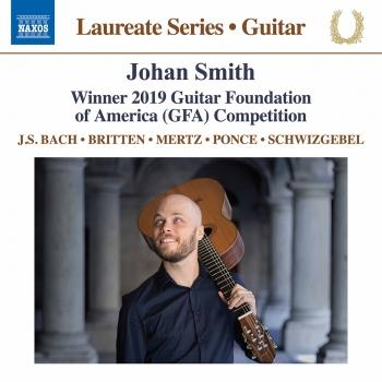 Cover J.S. Bach, Britten & Others: Guitar Works