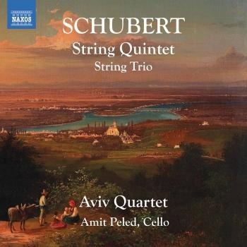 Cover Schubert: String Trio in B-Flat Major & String Quintet in C Major