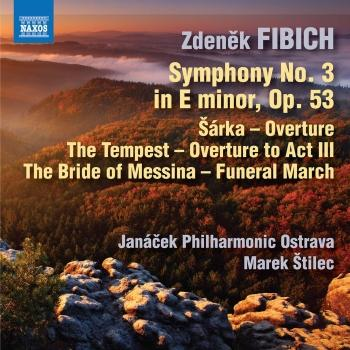 Cover Fibich: Orchestral Works