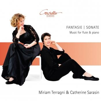 Cover Fantasie & Sonate - Music for Flute & Piano