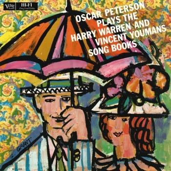 Cover Oscar Peterson Plays The Harry Warren And Vincent Youmans Song Books (Remastered)
