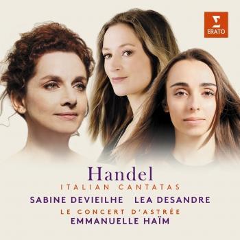 Cover Handel: Italian Cantatas