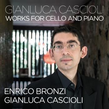 Cover Cascioli: Cello Works