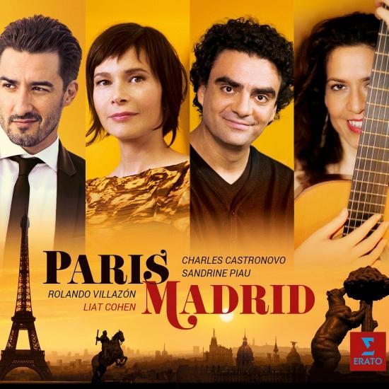 Cover Paris - Madrid