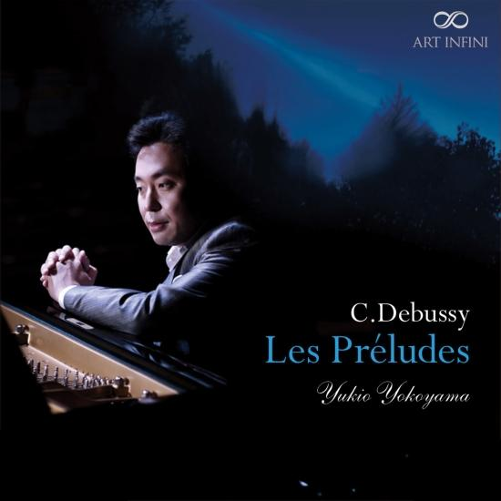 Cover Debussy: Préludes, Books 1 & 2