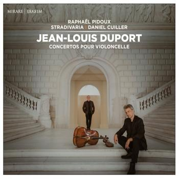 Cover Jean-Louis Duport: Concertos pour violoncelle