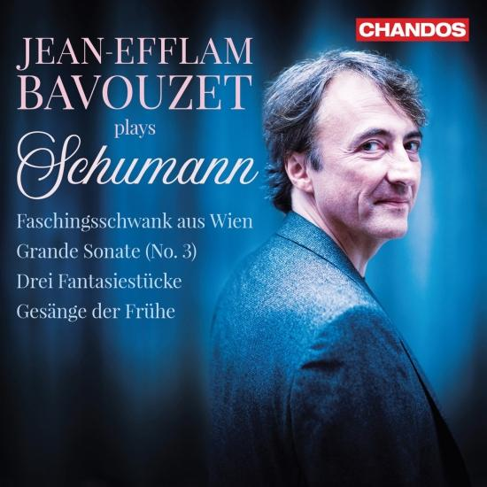 Cover Bavouzet Plays Schumann