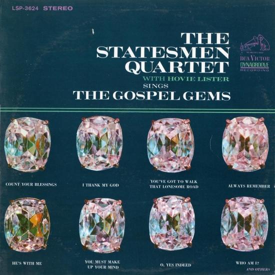 Cover The Gospel Gems