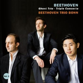 Cover Beethoven: Ghost Trio & Triple Concerto