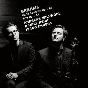 Cover Brahms: Viola Sonatas, Op. 120 & Trio, Op. 114