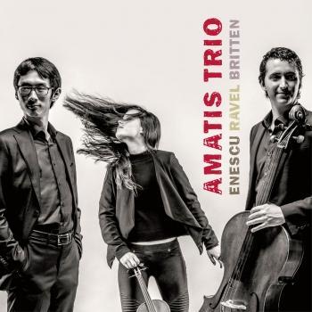 Cover Enescu, Ravel, Britten