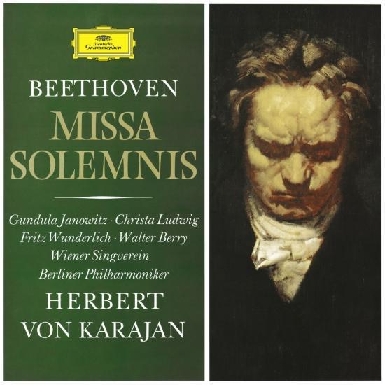 Cover Beethoven: Missa Solemnis, Op. 123 (Remastered)