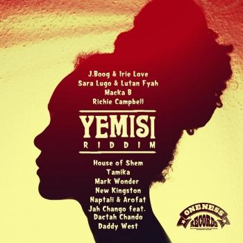 Cover Yemisi Riddim (Oneness Records Presents)