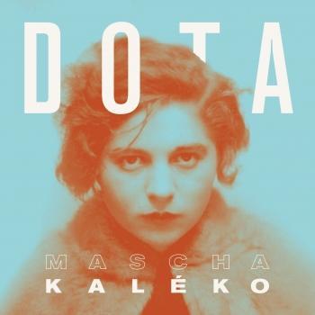 Cover Mascha Kaléko