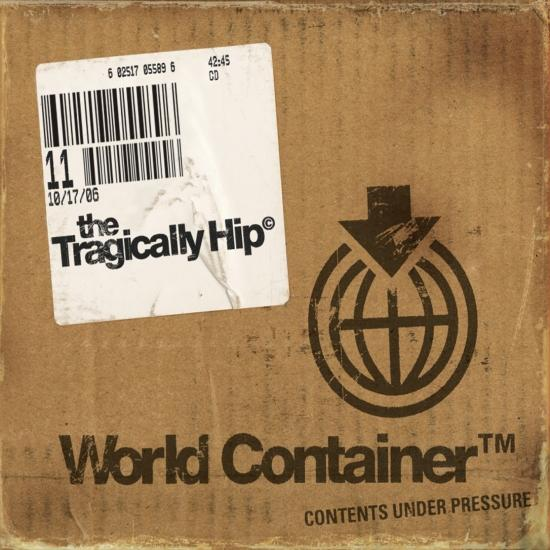 Cover World Container (Remastered)