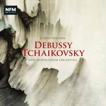 Cover Debussy & Tchaikovsky: Works for Strings