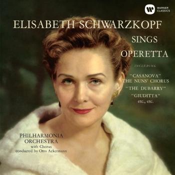 Cover Elisabeth Schwarzkopf Sings Operetta (Remastered)
