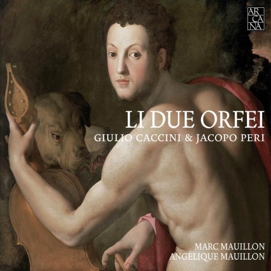 Cover Caccini & Peri: Li due orfei