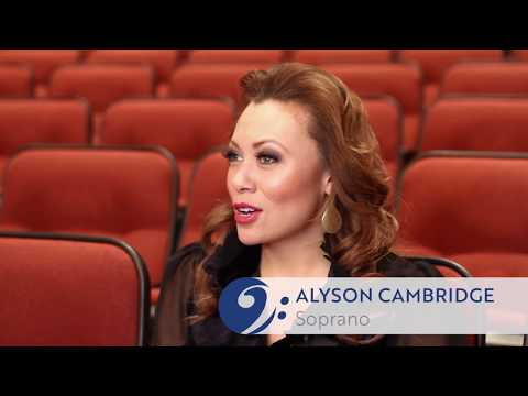 Video Nicole Cabell & Alyson Cambridge: The Making of 'Sisters in Song'