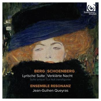 Cover Berg: Lyrische Suite / Schoenberg: Verklärte Nacht (Transfigured Night)