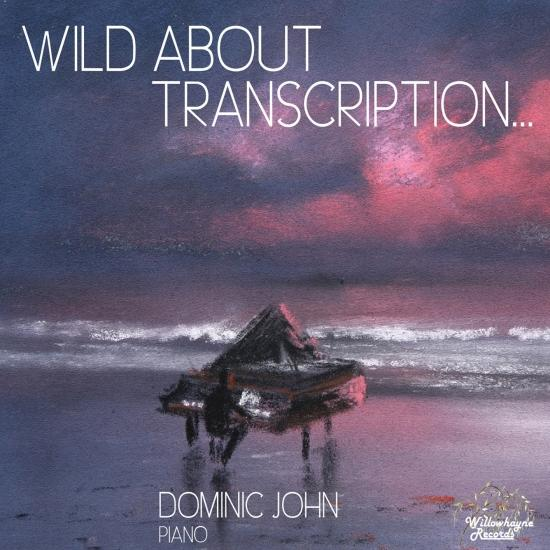 Cover Wild About Transcription…