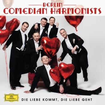 Cover Die Liebe kommt, die Liebe geht
