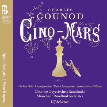 Cover Gounod: Cinq-Mars