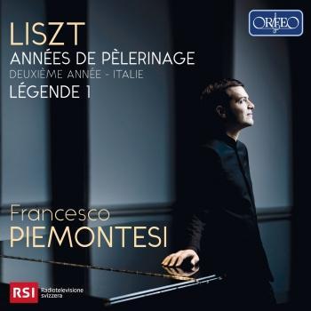 Cover Liszt: Années de pèlerinage II, S.161