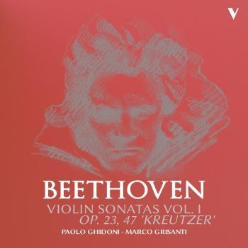 Cover Beethoven: Violin Sonatas Nos. 4 & 9