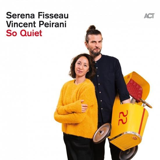 Cover So Quiet