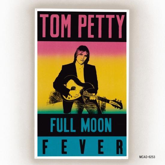 Cover Full Moon Fever (Remastered)