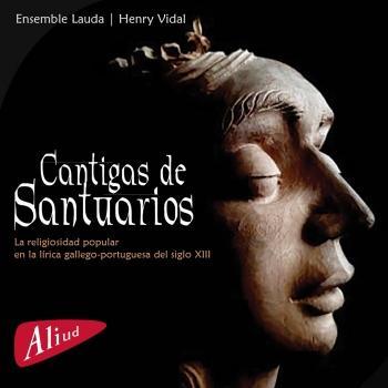 Cover Cantigas de Santuarios