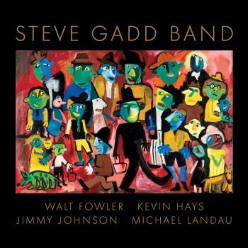Cover Steve Gadd Band