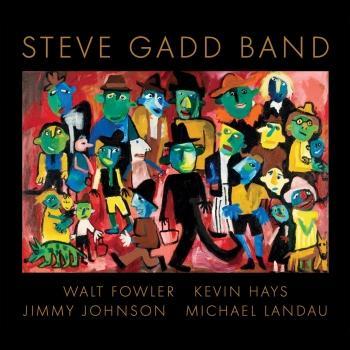 Cover Steve Gadd Band