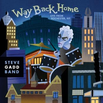 Cover Way Back Home Live From Rochester, NY