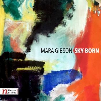 Cover Mara Gibson: Sky-Born