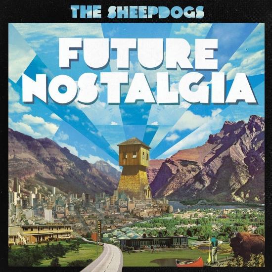 Cover Future Nostalgia