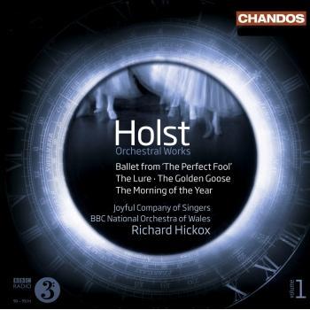 Cover Gustav Holst: Orchestral Works, Vol. 1